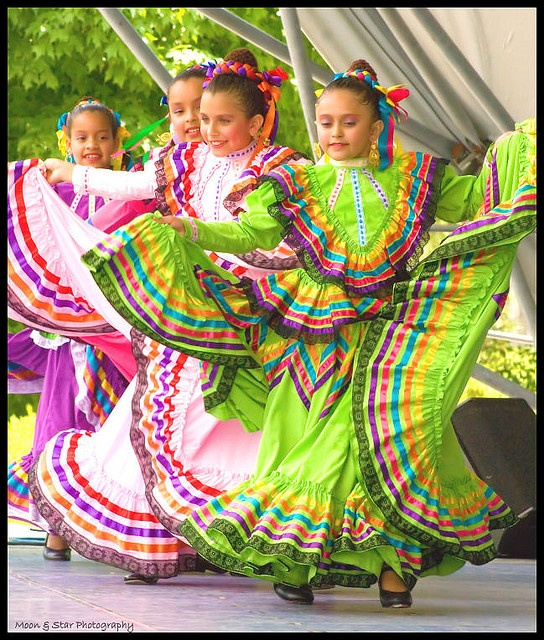 Mexican+Folk+Dance | mexican folk dancing folklorico de floricanto mexican folk dance at ...
