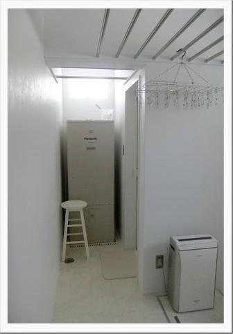 我が家の洗濯乾燥室・脱衣室 の画像|うつりゆく日々...