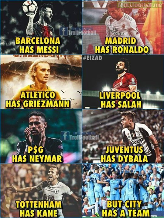 All City players on fire 🔥🔥 Like Troll Football Generation for more