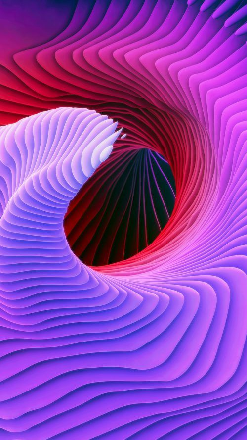 Samsung Galaxy A5 2017 Wallpaper With Abstract Design 3d