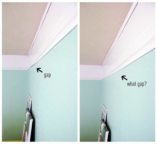 25 Best Images About Faux Crown Molding On Pinterest