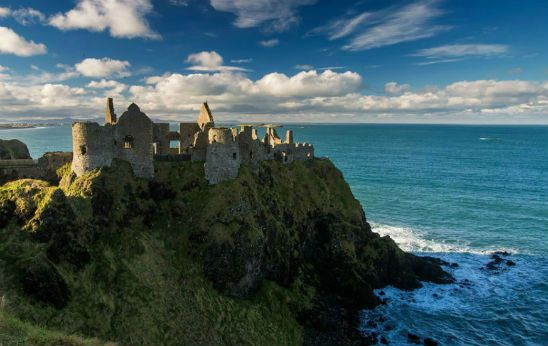 The Causeway Coastal Route is regarded as one of the world