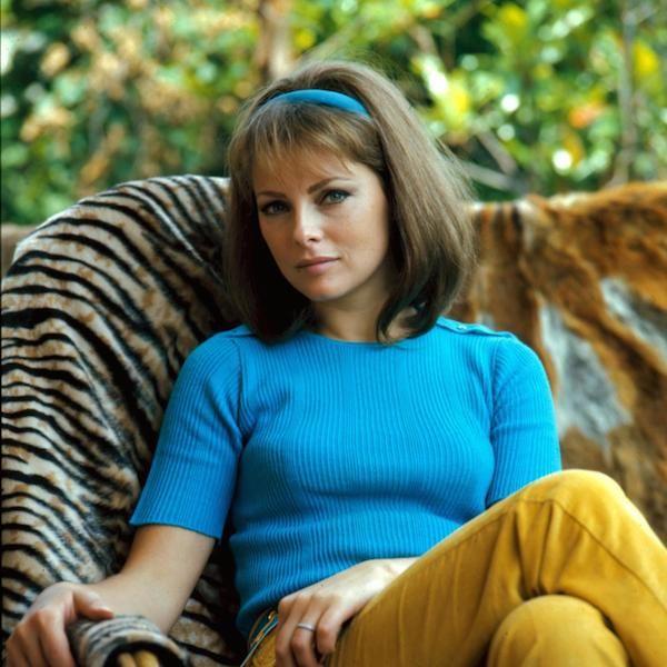 Virna Lisi nel 1970. (Girella/Archivio /LAPRESSE)