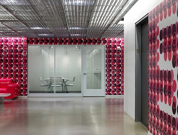 JWT Headquarters, New York // Clive Wilkinson Architects | Afflante.com