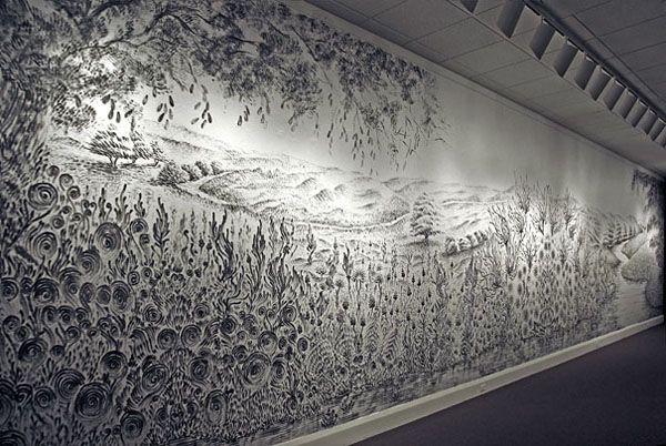 Judith Ann Braun's Fingers Are Magical  Amazing art!