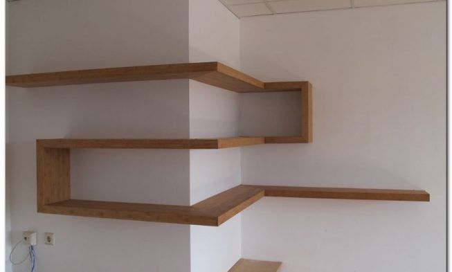 Classy Bookshelf Ideas 56 Floating Corner Shelves Corner Wall