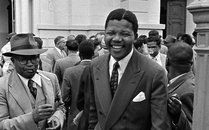 Once reviled as a terrorist by the adversaries who jailed him, Nelson Mandela   became the world's favourite statesman