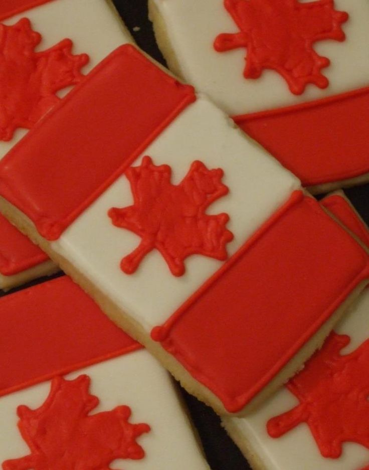 Happy Canada Day Weekend! - Cakes by Erin
