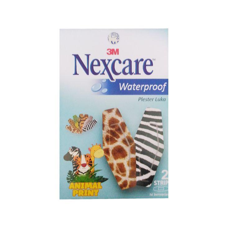 3M Nexcare Bandages Waterproof Printed Animal 1 pack isi 2 plaster - Plester Luka Anti Air dg Harga Murah.  - Isi dalam kemasan bervariasi - Menjaga luka tetap kering - Terlindung dari air, kuman dan kotoran - Material berpori sehingga kulit tetap dapat bernafas.  http://tigaem.com/kesehatan-perawatan-tubuh/1696-3m-nexcare-bandages-waterproof-printed-animal-1-pack-isi-2-plaster-plester-luka-anti-air-dg-harga-murah.html  #nexcare #bandages #plester #3M