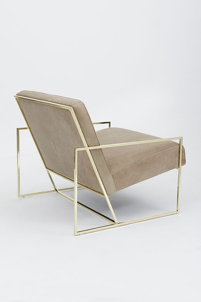 Muebles Lounge Thin Frame Lounge Chair | Furniture / Lighting | Muebles