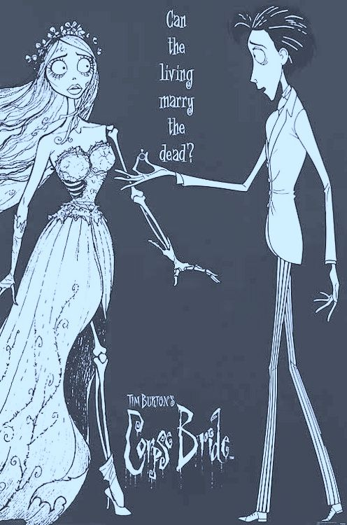 The Corpse Bride-Tim Burton. Curated by Suburban Fandom, NYC Tri-State Fan Events: http://yonkersfun.com/category/fandom/