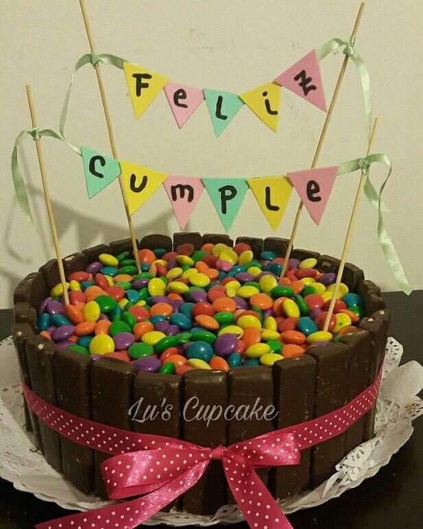 Rocklets cake