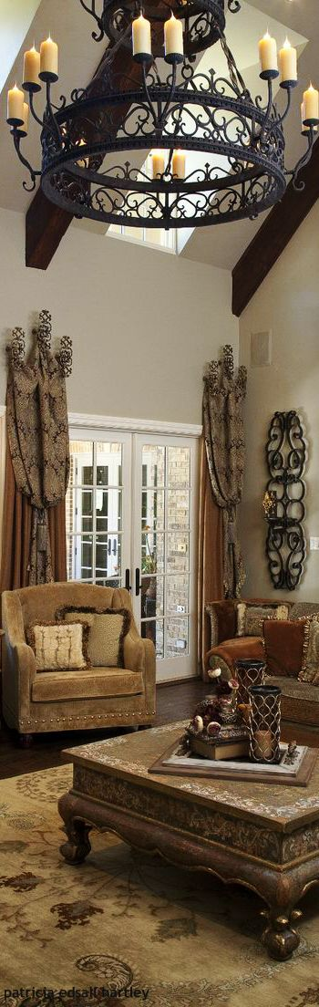 Rosamaria G Frangini | Architecture Mediterranean | Old World, Italian, Spanish & Tuscan Homes & Decor