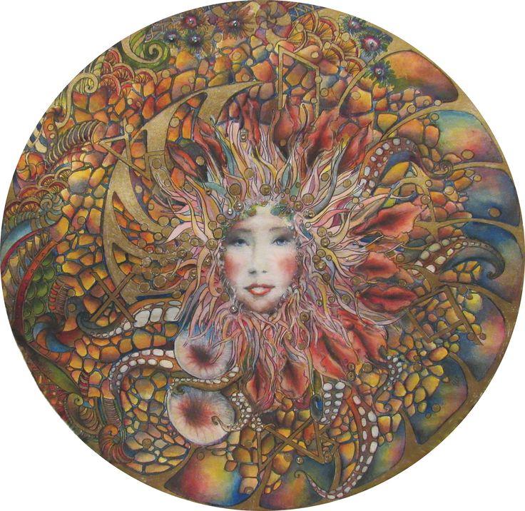 Aphrodisiac Mandala; Vágyfokozó Mandala
