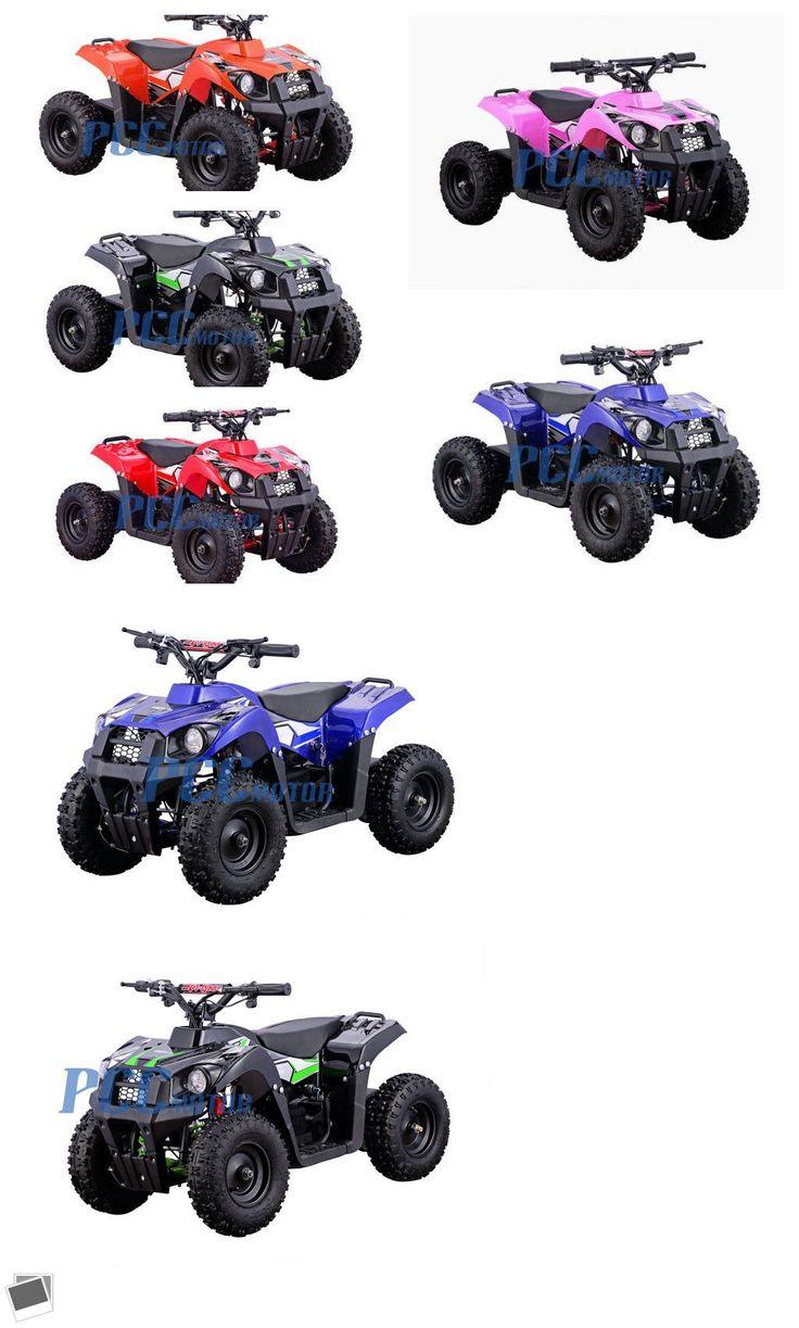 Kids 4 wheeler complete go karts and frames 64656 500w 36v electric battery kids boys ride on