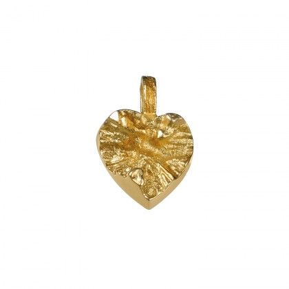 Lapponia Jewelry / Heart Charm / Design: Björn Weckström