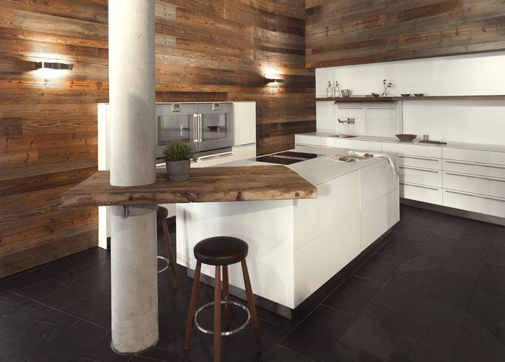 60 best Küche images on Pinterest Kitchen ideas, Kitchen modern - komplett küchen mit elektrogeräten
