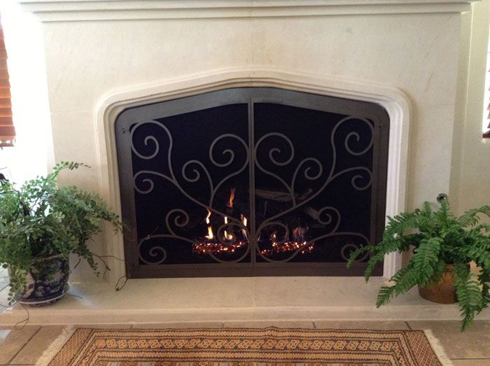 45 Best Stoll Fireplace Doors Images On Pinterest Fireplace Doors