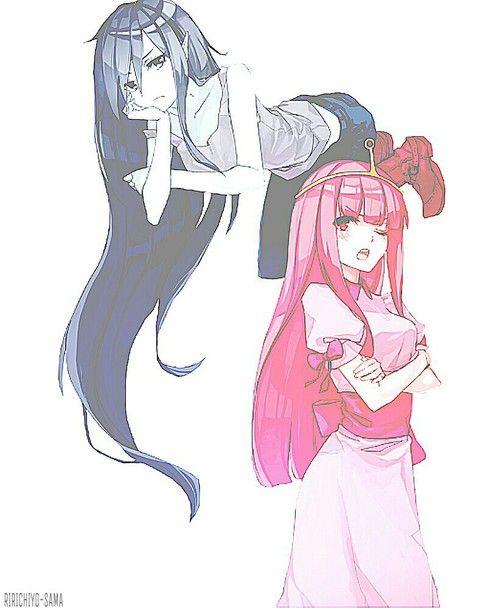 Bonnibel and Marceline