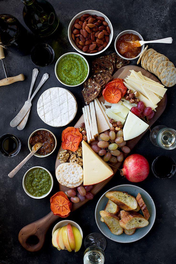 A Cheese Board Idea For Your Next Soi·rée - CaliZona
