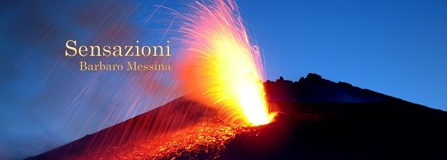 """Sensazioni"" – l'Etna celebrato da Barbaro Messina   Madeinitaly For Me"