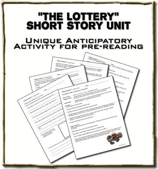 an examination of the book the lottery by shirley jackson Just enter the database and search for shirley jackson lottery there are links to several articles or ebook chapters about the book, but i recommend first looking at the one titled the lottery from short stories for students.