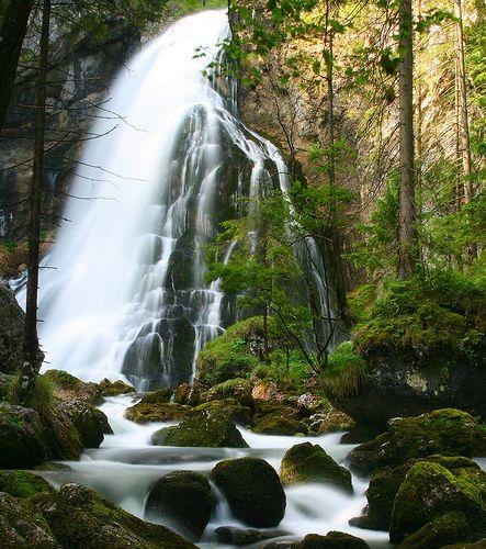 Gollinger Wasserfall, Salzburger Land, Österreich | Flickr - Photo Sharing!