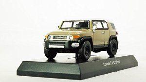 Kyosho 1/64 TOYOTA MiniCar Collection (japan import) FJ Cruiser 4x4 Mini Diecast