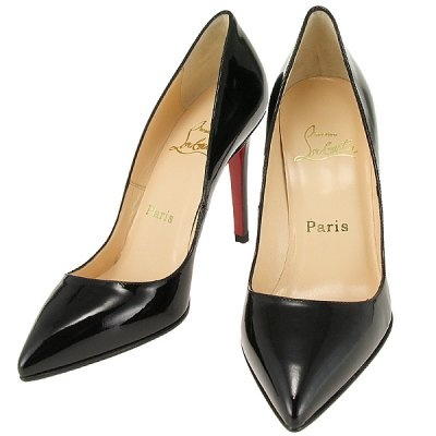 stiletto #elclasico #classic #fashion #shoe #shoes #louboutin #christianlouboutin #black