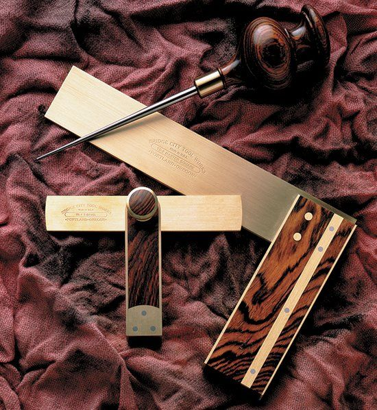 John Economaki Tool Designs | Bridge City | Woodworking