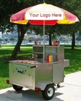 Used Hot Dog Cart Hot Dog Cart Ideas Pinterest Hot