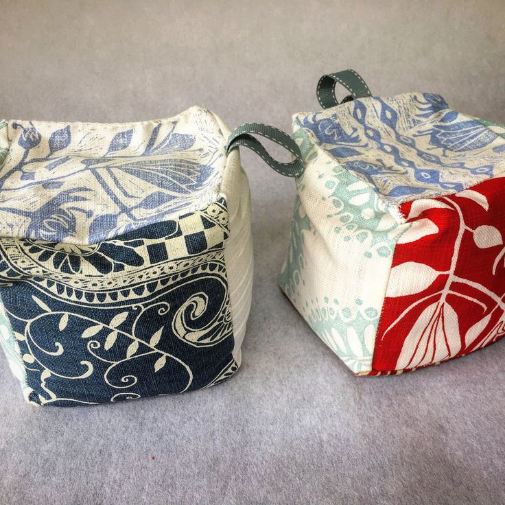 Fabric Door Stops by MaradadhiTextiles on Etsy