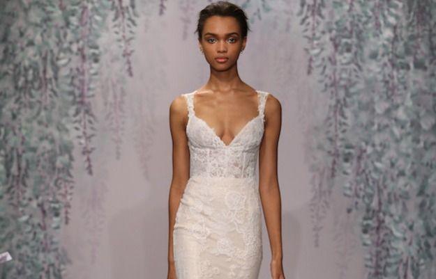15 Sexy, Tight-Fitting Wedding Dresses
