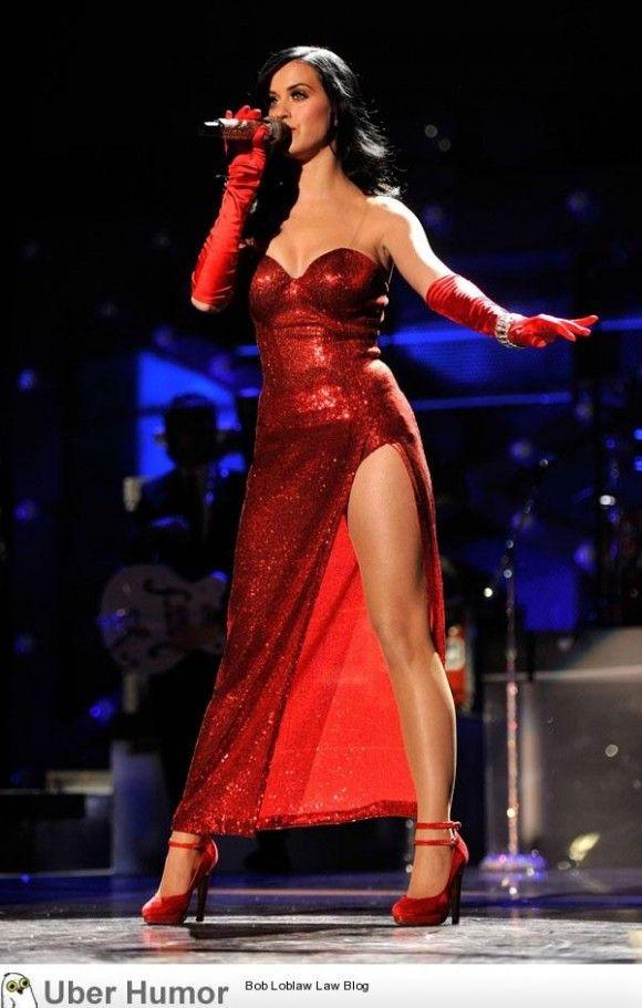 Katy Perry as Jessica Rabbit - http://limk.com/news/katy-perry-as-jessica-rabbit-311356744/