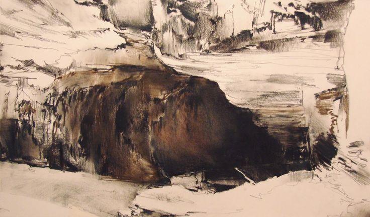 Carve Painting; David Janzen