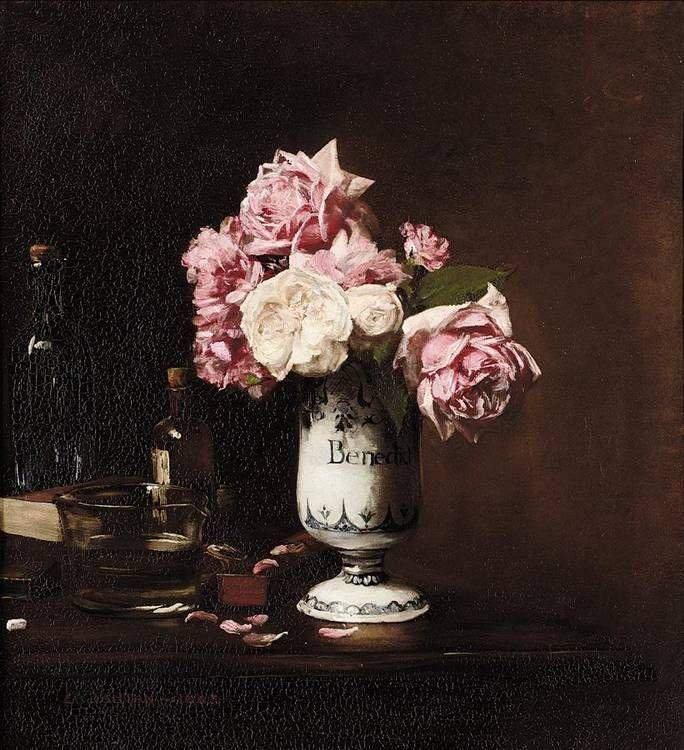 Βάζο με λουλούδια
