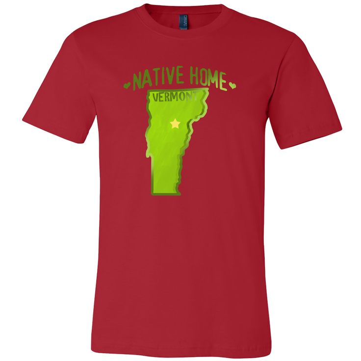 Map Usa States Abbreviations%0A Love Vermont State Native Home Map Outline Souvenir Gift Tshirt   Vermont   Outlines and Souvenir