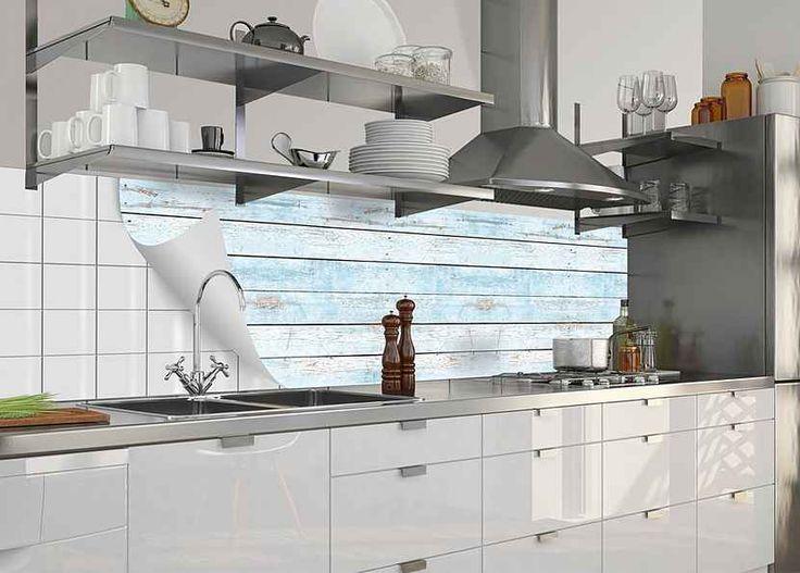 Emejing Küchenrückwand Edelstahl Optik Gallery - Ideas & Design ...
