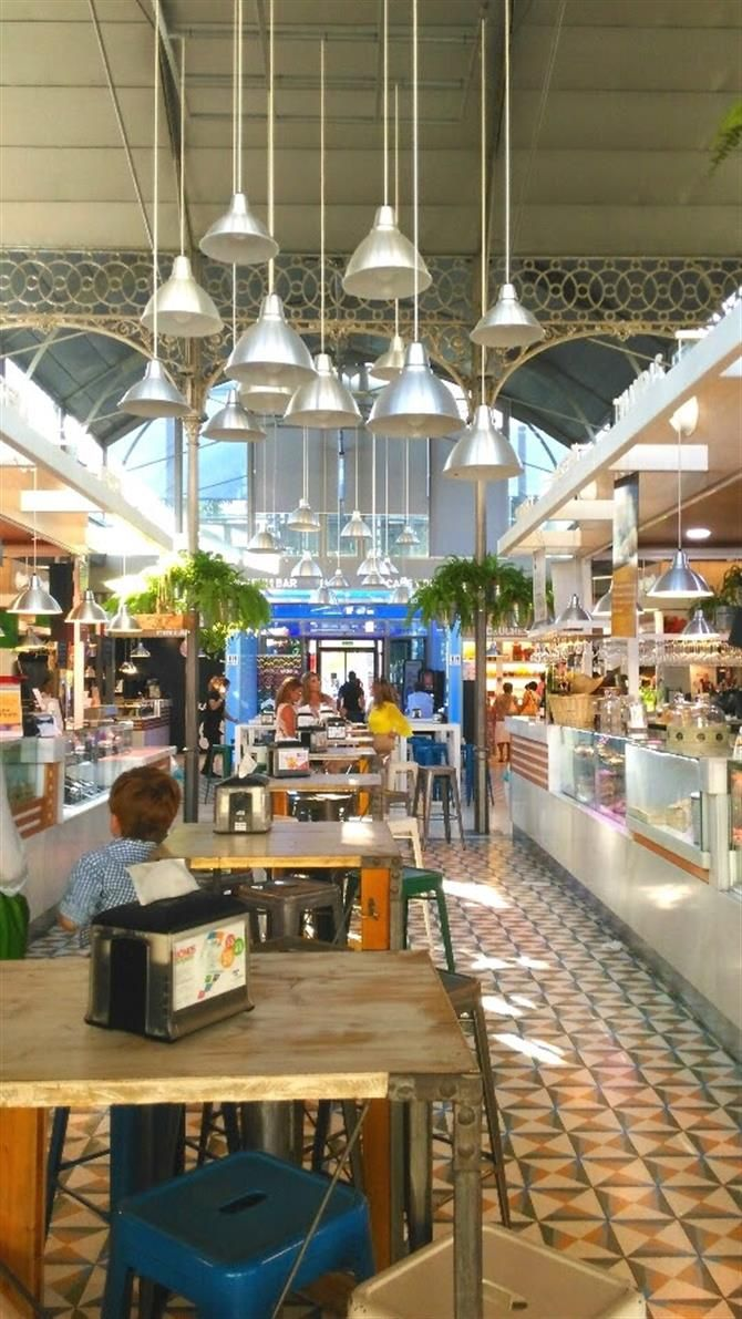 Mercado Victoria, Cordoue - Andalousie (Espagne)