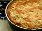 Seriously Italian: Pastiera (Ricotta and Cooked Grains Cake) | Serious Eats : Recipes