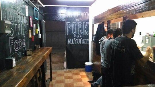 Pork shop