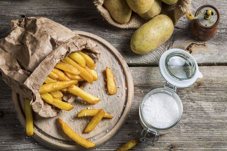 14 regole per preparare in casa patatine fritte molto croccanti - La Cucina Italiana: ricette, news, chef, storie in cucina