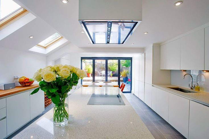 5 Most Desirable Kitchen Features - Recessed lights