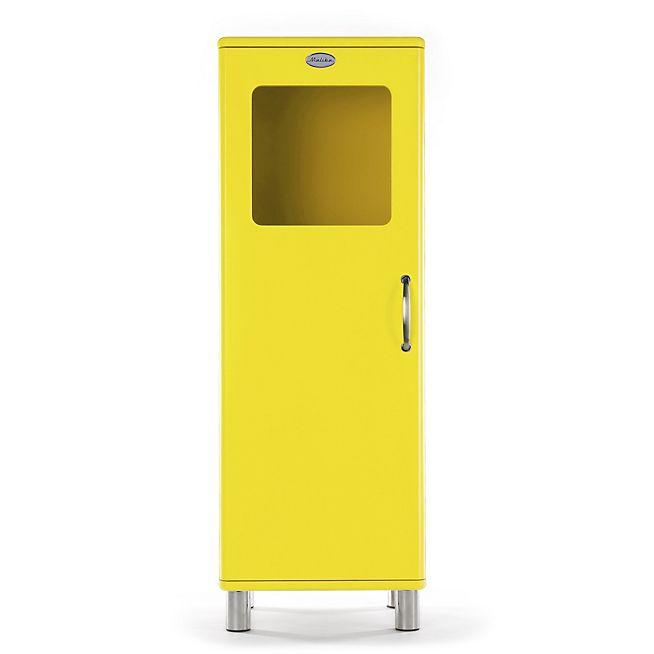 1000 id es propos de armoires jaunes sur pinterest for Porte jaune salon
