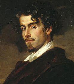 Gustavo Adolfo Becquer. Poeta Español.