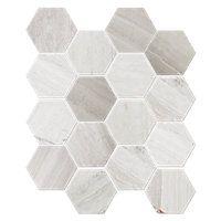 Legno Limestone Hex 3 x 3 in. #thetileshop