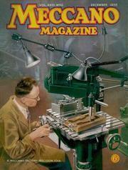 Revista vintage- December 1938 VOL XXIII- No 12