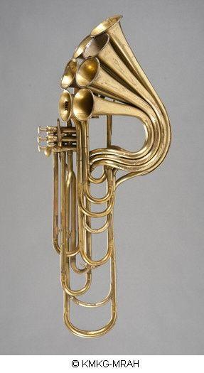 Seven Bells Trumpet #LardysWishlists #Horn ~ https://www.pinterest.com/lardyfatboy/ ~