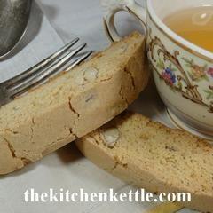 Eggnog Biscotti – The Kitchen Kettle