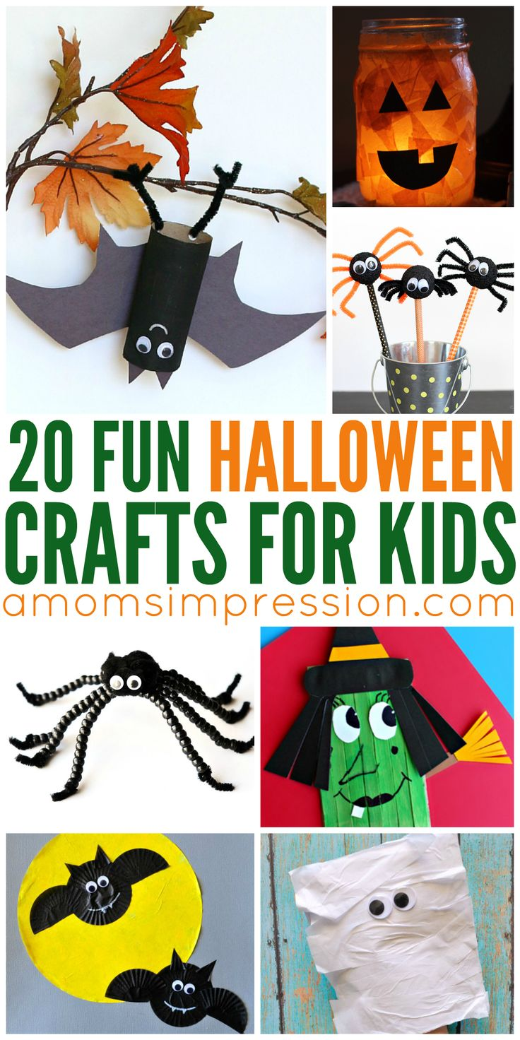 halloween kids craft ideas 1261 best halloween images on pinterest halloween stuff happy - Preschool Halloween Crafts Ideas